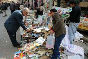 Islamic State militants ransack libraries in Mosul - Photo
