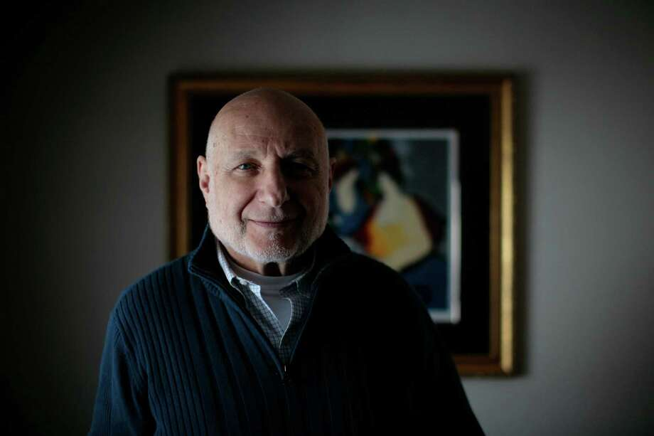 Eugene Levich of Liberty, N.Y., winters in Florida but is wary about medical care there. He says it's easy for doctors and dentists to take advantage of old people. Photo: NATHANIEL BROOKS, STR / NYTNS