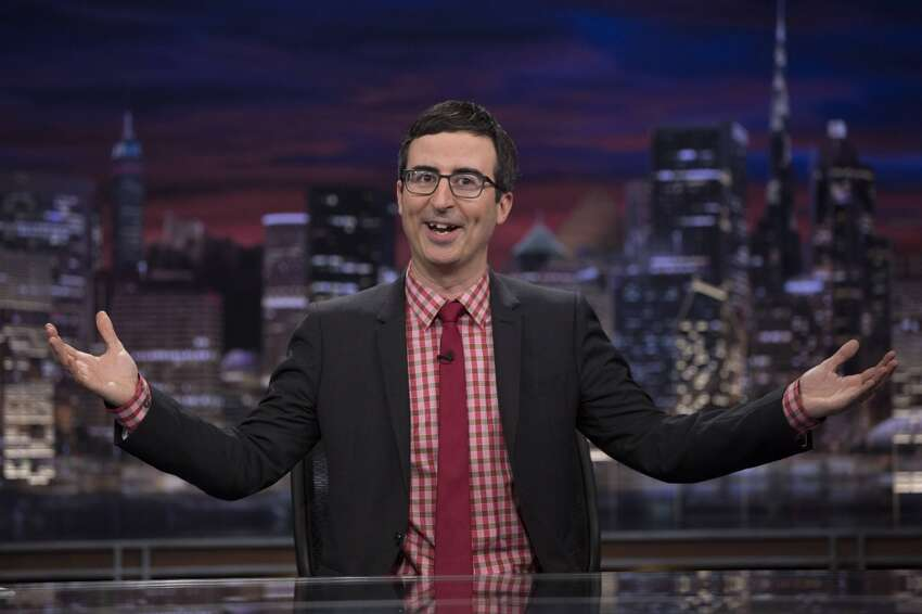 John Oliver He's top of the list for a reason: He proved he could emerge from the