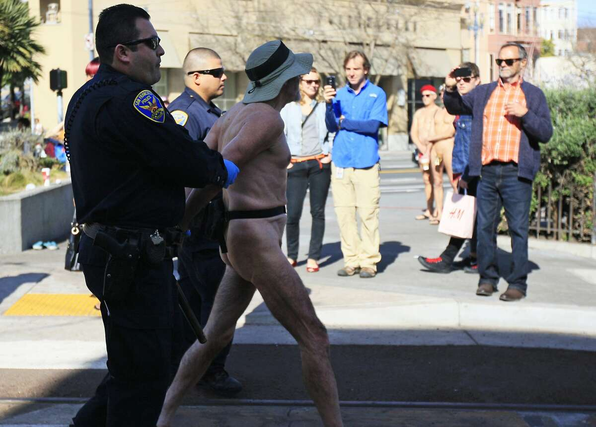 Citizens Strip Naked At The Board Of Supervisors Hearing