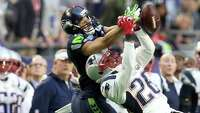 Patriots, Seahawks go for title - Photo