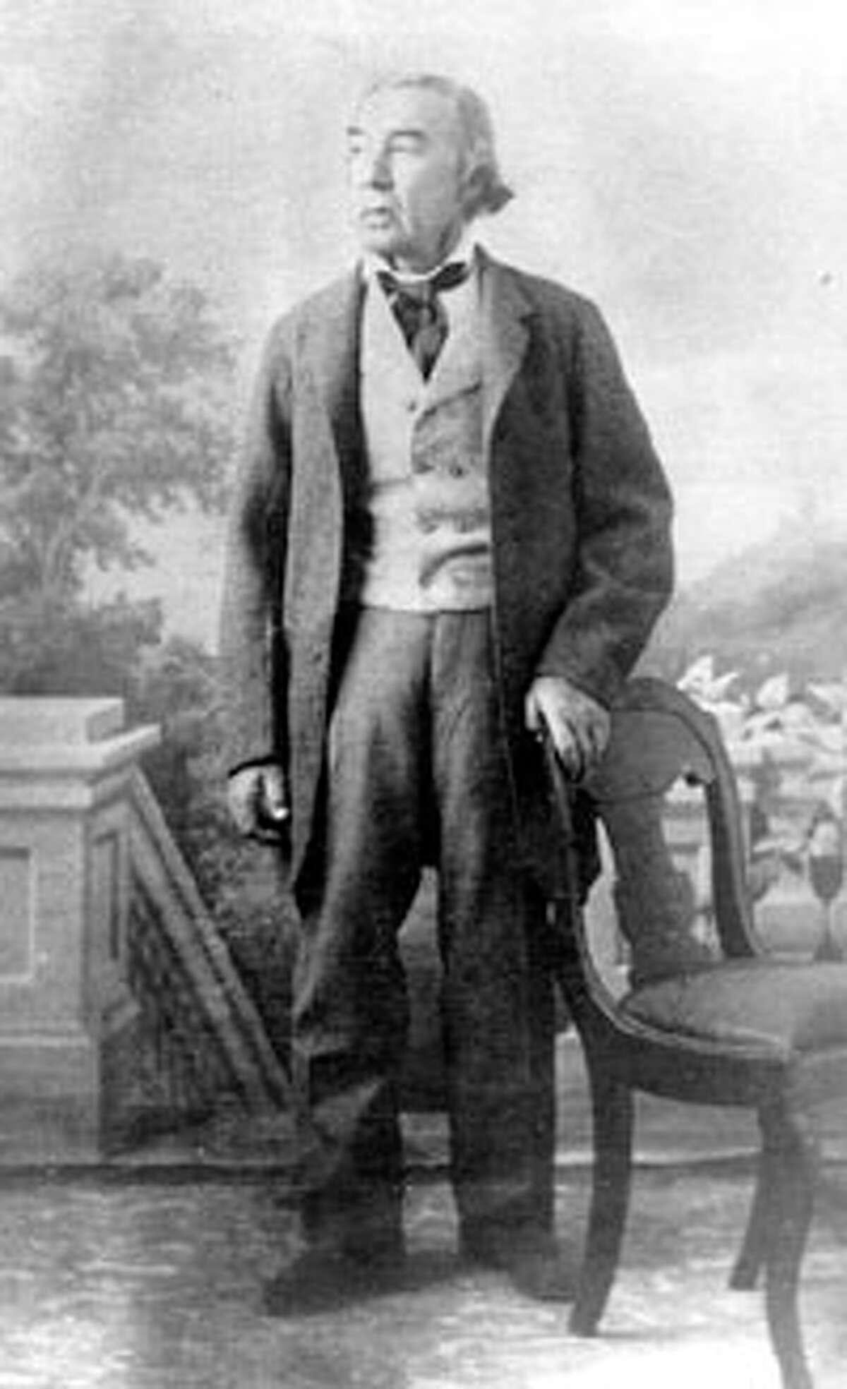 Jose Antonio Navarro was a revolutionary Texas statesman.