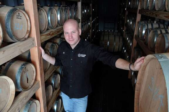 Ranger Creek cofounder and head distiller T.J. Miller