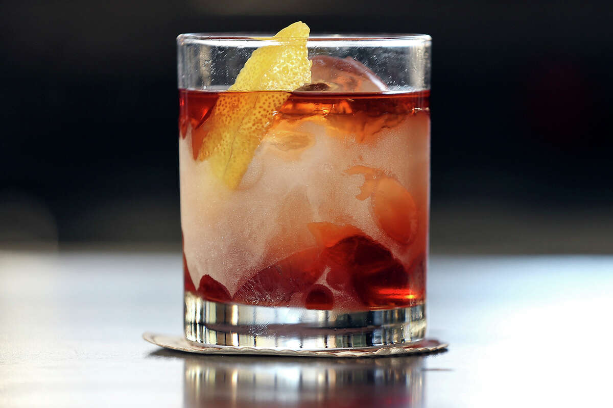 The Vieux Carre at Arcade Midtown Kitchen.