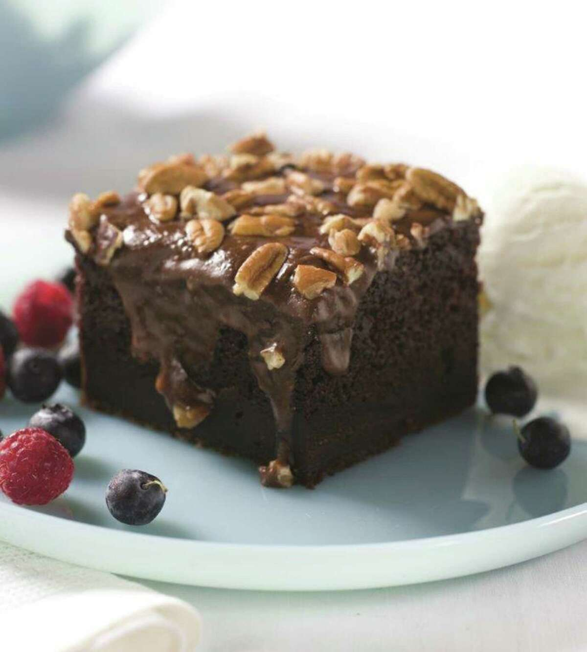 Cappy's Chocolate Cake