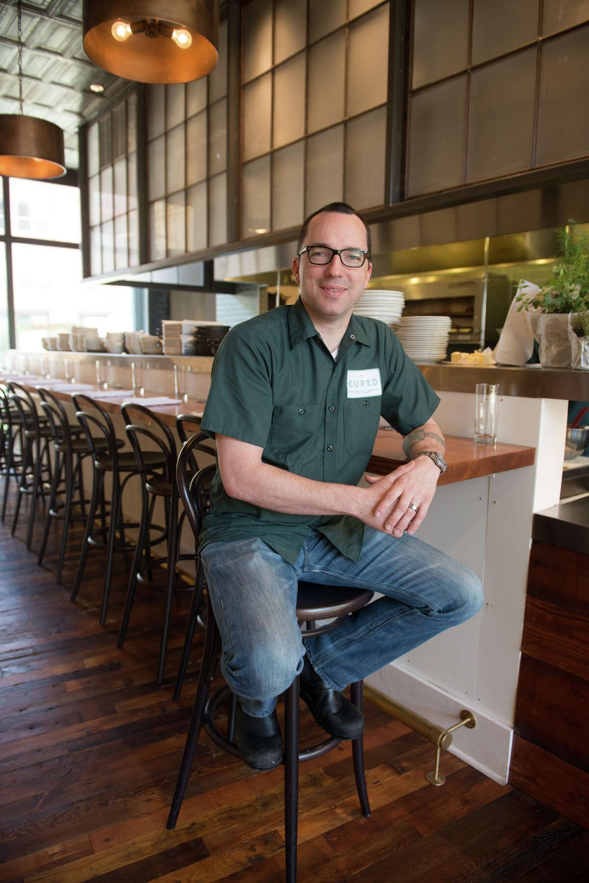 Chef/owner Steve McHugh