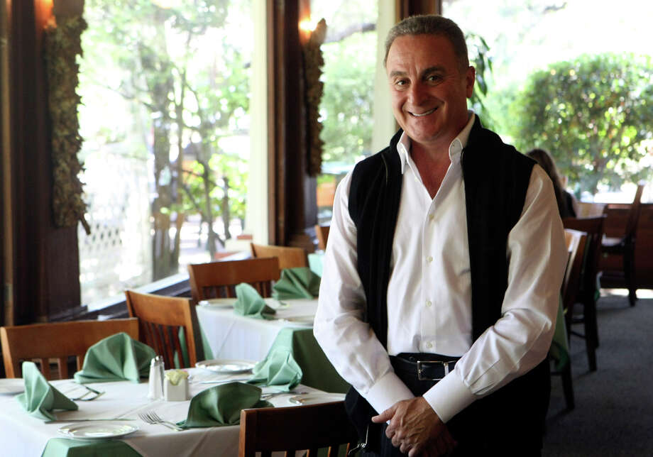 TASTE: Aldo Ghaffari, owner of Aldo's Ristorante Italiano. Photo: Express-News File Photo / hmontoya@express-news.net