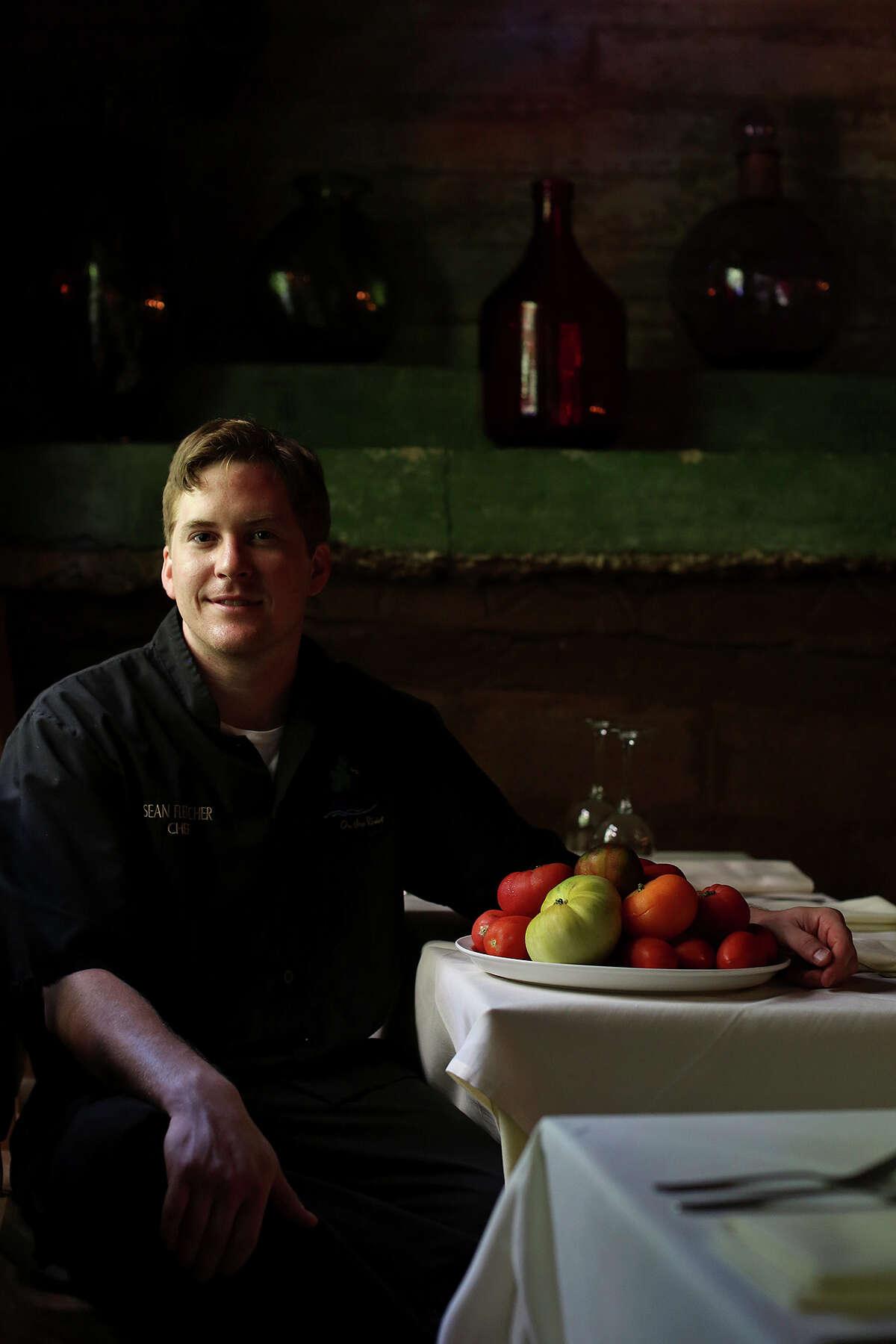 Executive Chef Sean Fletcher of Bella On the River.