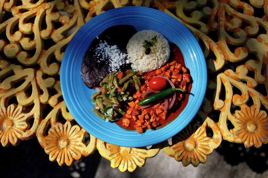 Cochinita Pibil Photo: Lisa Krantz /San Antonio Express-News / lkrantz@express-news.net