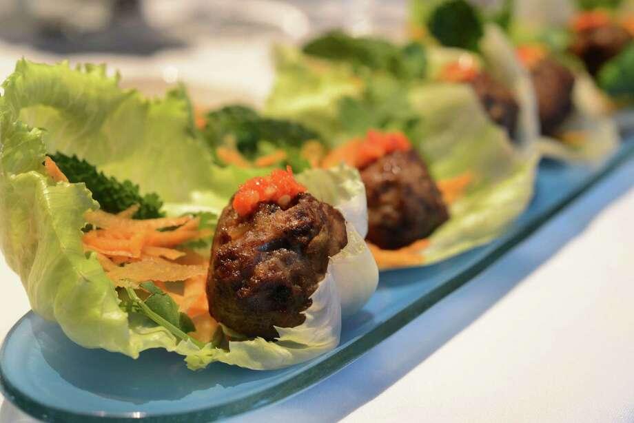 Vietnamese Meatballs at Frederick's Photo: Billy Calzada /San Antonio Express-News / San Antonio Express-News