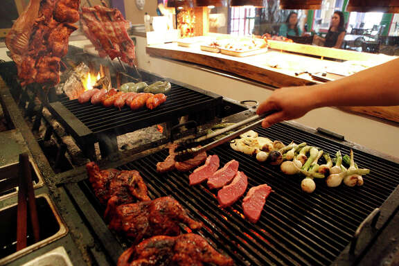El Machito on Jones Maltsberger Road, near the Quarry, specializes in mesquite-grilled meats.