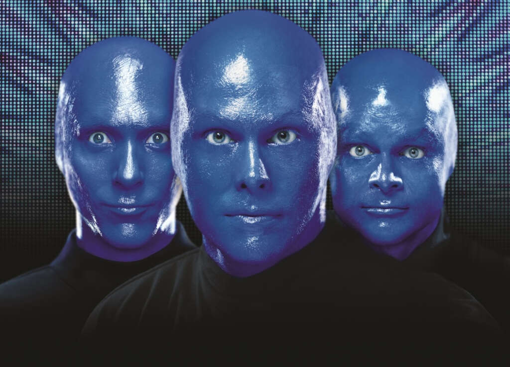 Blue Man Group Ct 117
