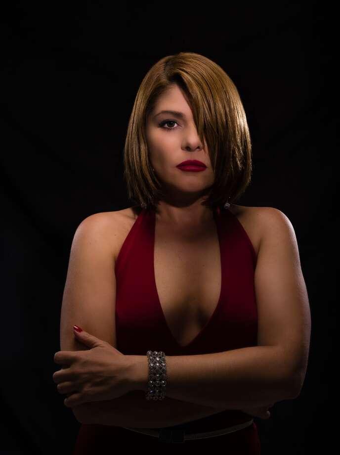 La actriz mexicana Itatí Cantoral, cuya carrera se ha desarrollado fundamentalmente en el mundo de las telenovelas, estrena este mes  ¿Quién mató a Patricia Soler?  en Estados Unidos. Photo: MundoFOX