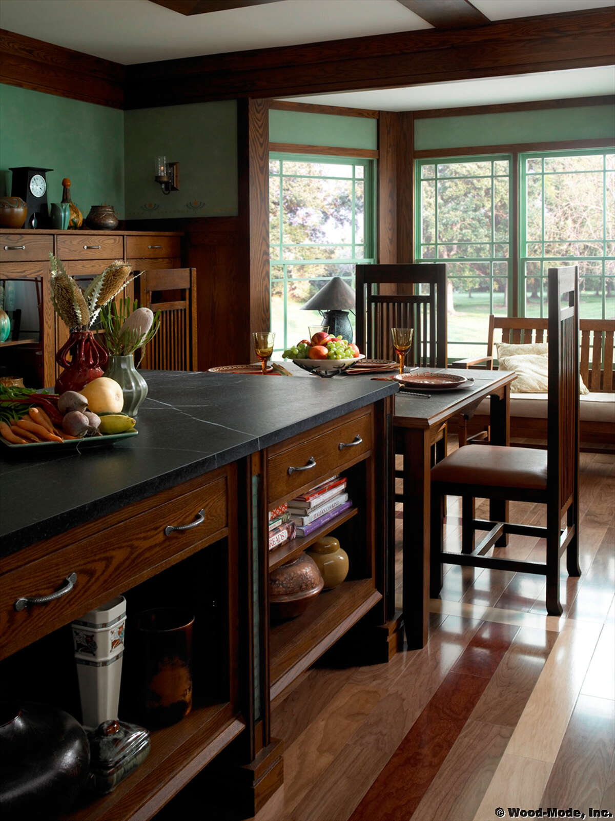 Paul Perry Kitchens , located in Glenville, specializes in kitchen design, cabinetry and countertops. Visit web site.