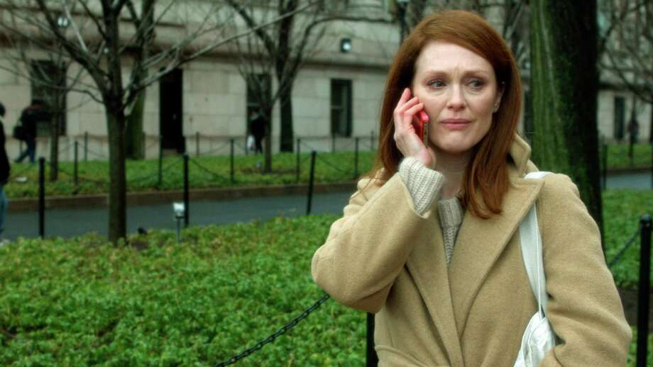 "Julianne Moore stars in ""Still Alice,"" a film about a woman suffering from Alzheimer's disease. Photo: Jojo Whilden, HONS / Sony Pictures Classics"