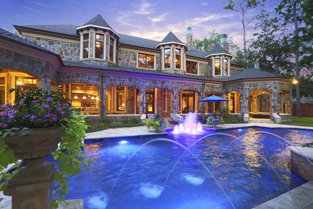Biggest price reductions in houston real estate houston for Huge homes for cheap