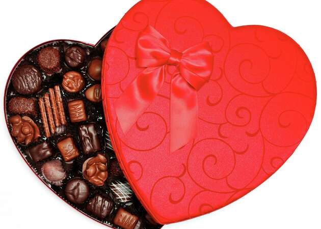Our favorite See's Candies in time for Valentine's Day