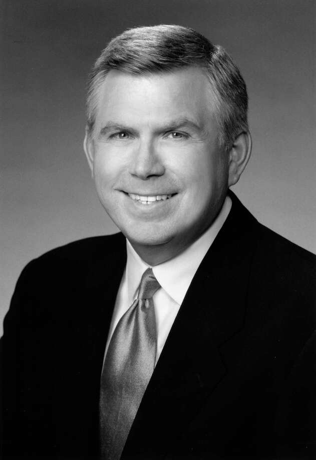 KTRK's Don Nelson, shown in 1998, has been on Houston TV for nearly 40 years. Photo: Gittings And Lorfing, 1998 / Houston Chronicle
