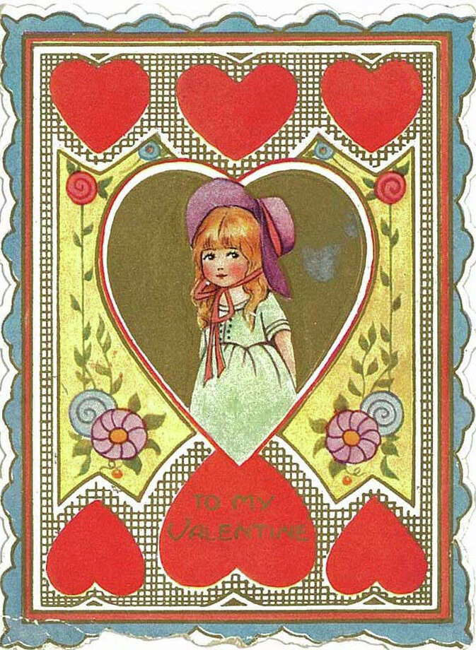 A Victorian Valentineís Day Tea for children ages 6-11 will be held Monday, Feb. 9 from 4 to 5:30 p.m. in the New Canaan Historical Societyís Townhouse. Photo: Contributed Photo, Contributed / New Canaan News Contributed