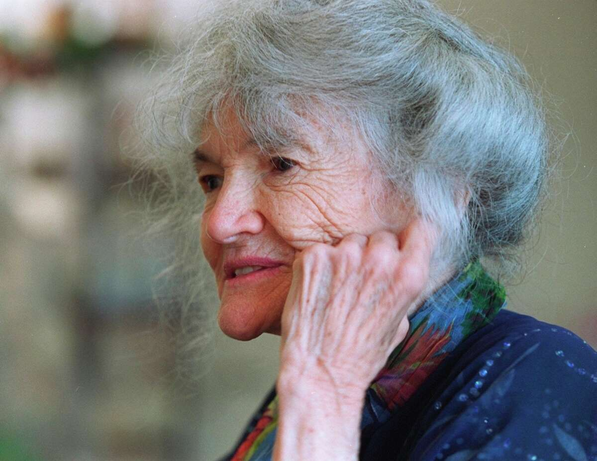 Eileen Kaufman took care to preserve the poetry of her husband, Bob Kaufman, and get it published.