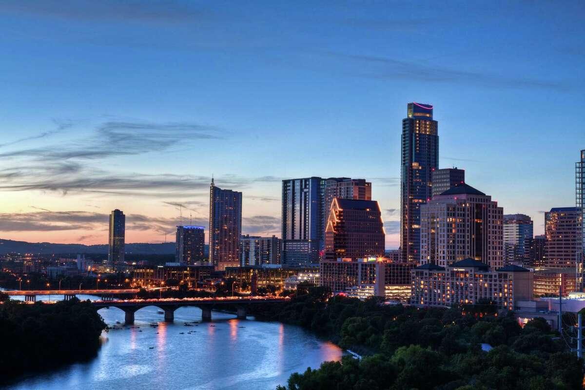 No. 9 (tie):Austin, Texas The U.S. Cities Where Hispanics Are Doing The Best Economically