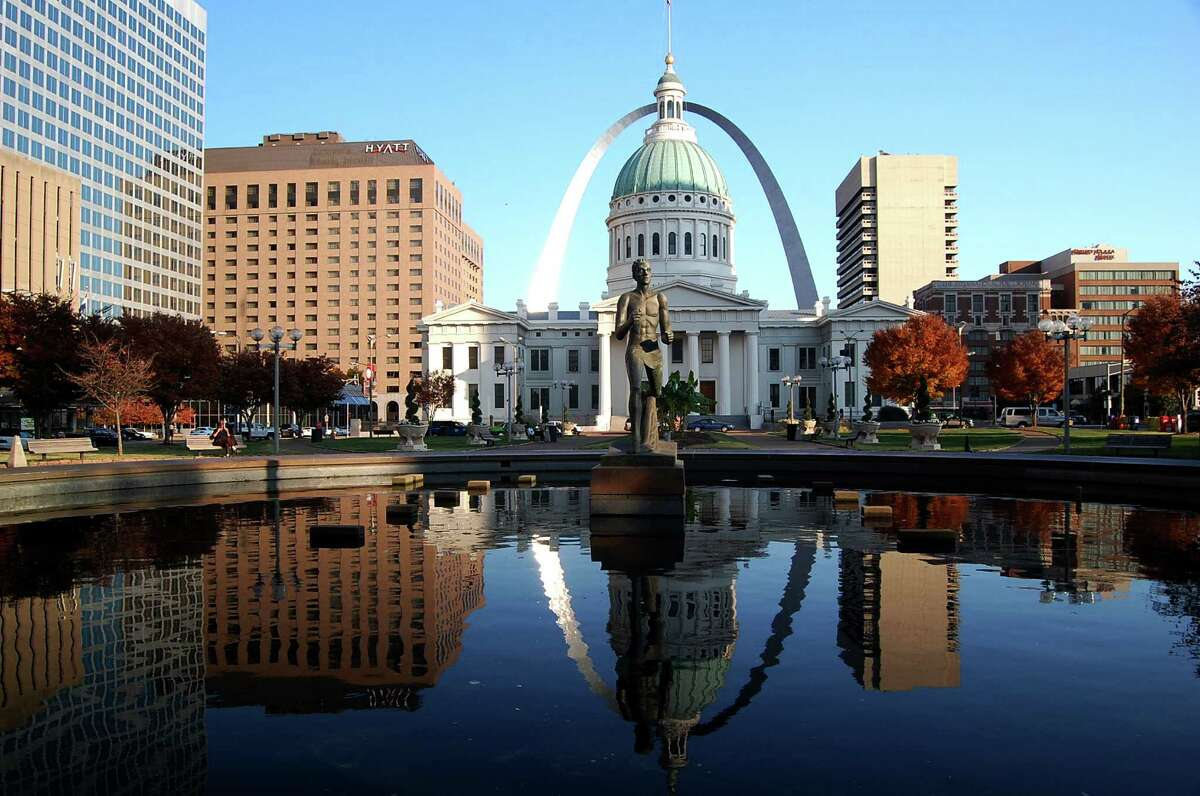 No. 9 (tie): St. Louis, Missouri The U.S. Cities Where Hispanics Are Doing The Best Economically