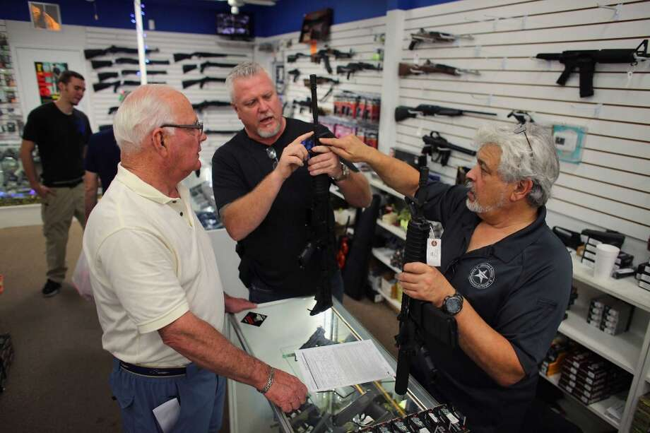 States with the Five Lowest Gun Death Rates  46. Rhode Island:  State Household Gun Ownership: 13.3 percent, Gun Death Rate Per 100,000: 5.33  Photo: Joe Raedle, Getty Images
