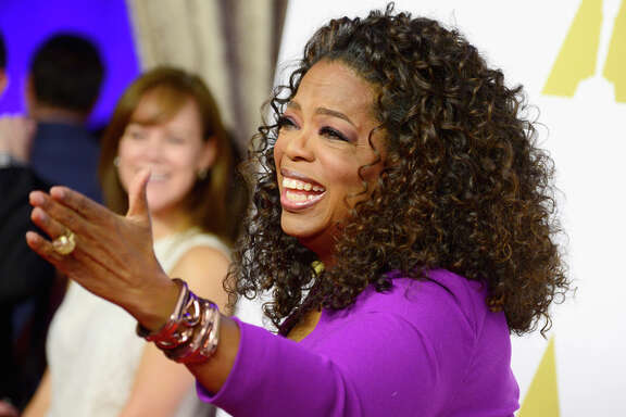 """Oprah Winfrey and the director of """"Selma"""" will work on a drama for Winfrey's cable network."""