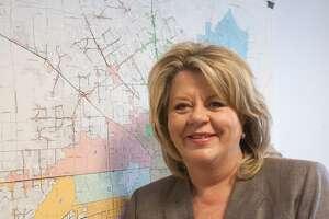 City Council District A representative Brenda Stardig Photo By R. Clayton McKee