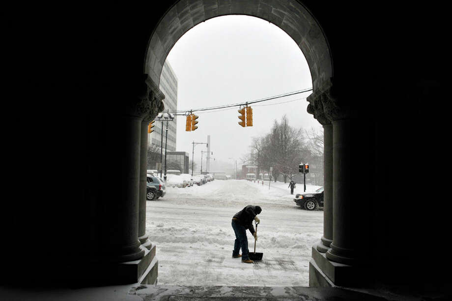 Photo: Paul Buckowski, Albany Times Union / 00030427A