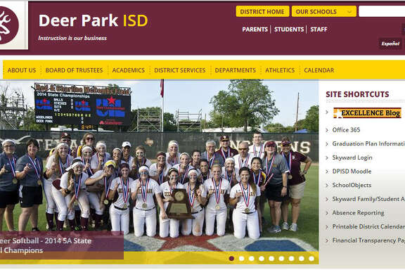 Deer Park ISD Superintendent:Arnold L. Adair Calculated FTE pay: $217,560 Enrollment: 22,320 Pay per student: $9.74