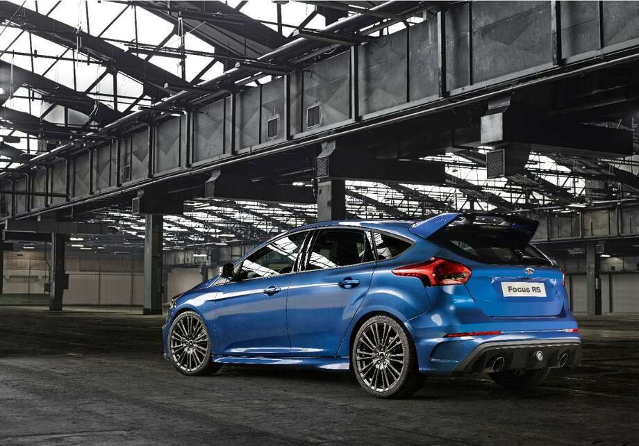 Ford unveiled the 2016 Focus RS on Tuesday, leading up to the official debut March 5-15 at the 85th Geneva International Motor Show. Photo: Ford Motor Company