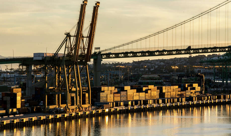 American cities, including Los Angeles, are working to increasing trade opportunities. Trade missions are essential to that effort. Photo: Damian Dovarganes / Associated Press / AP