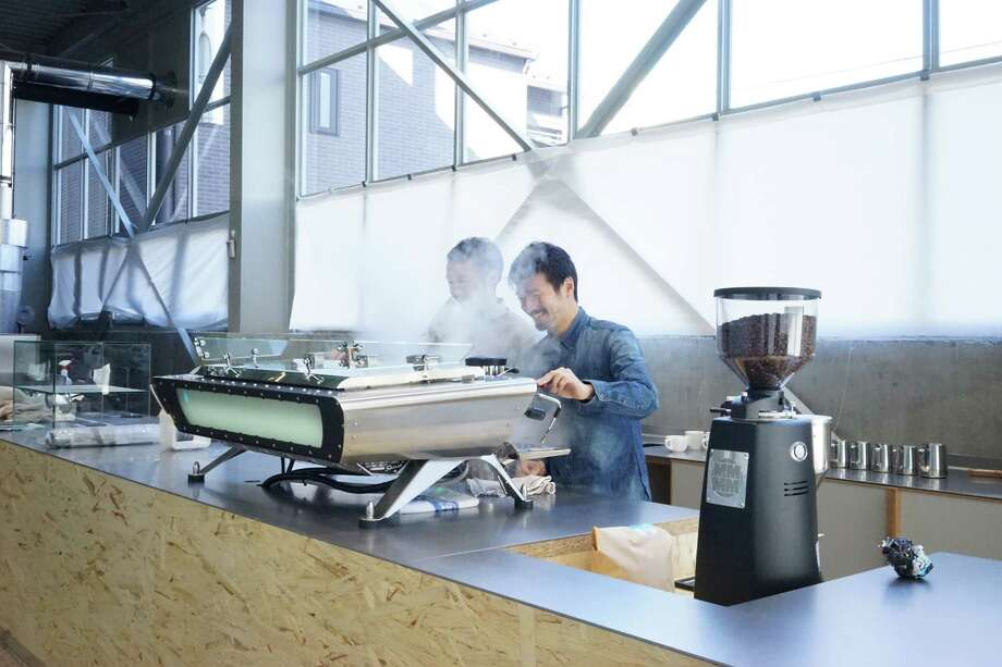 Blue Bottle Coffee is opening its first cafe in Tokyo on Feb. 6. Photo: Blue Bottle Coffee Co. / ONLINE_YES