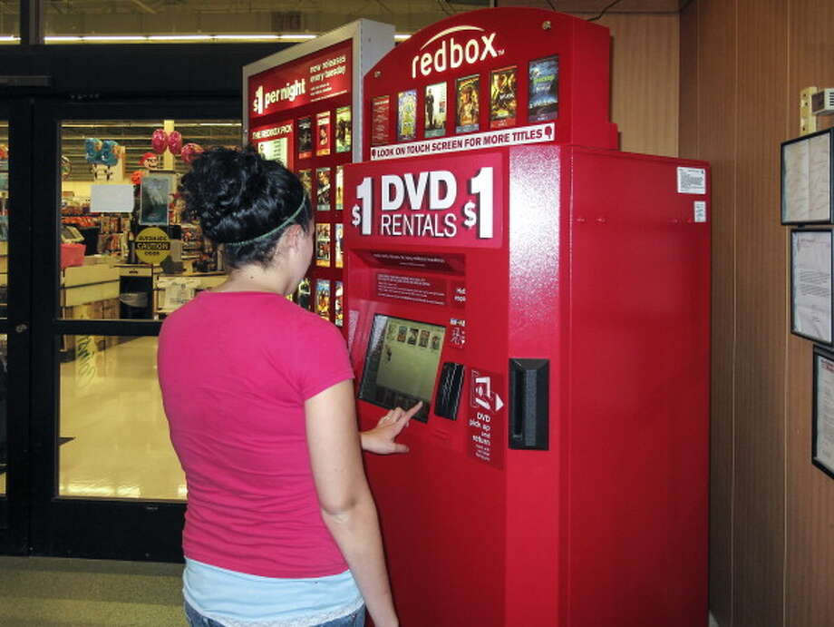 According to a Redbox representative there are some 1,200 kiosks across the Houston area alone at nearly 900 locations. Photo: John Greim, Getty Images / © 2008 John Greim