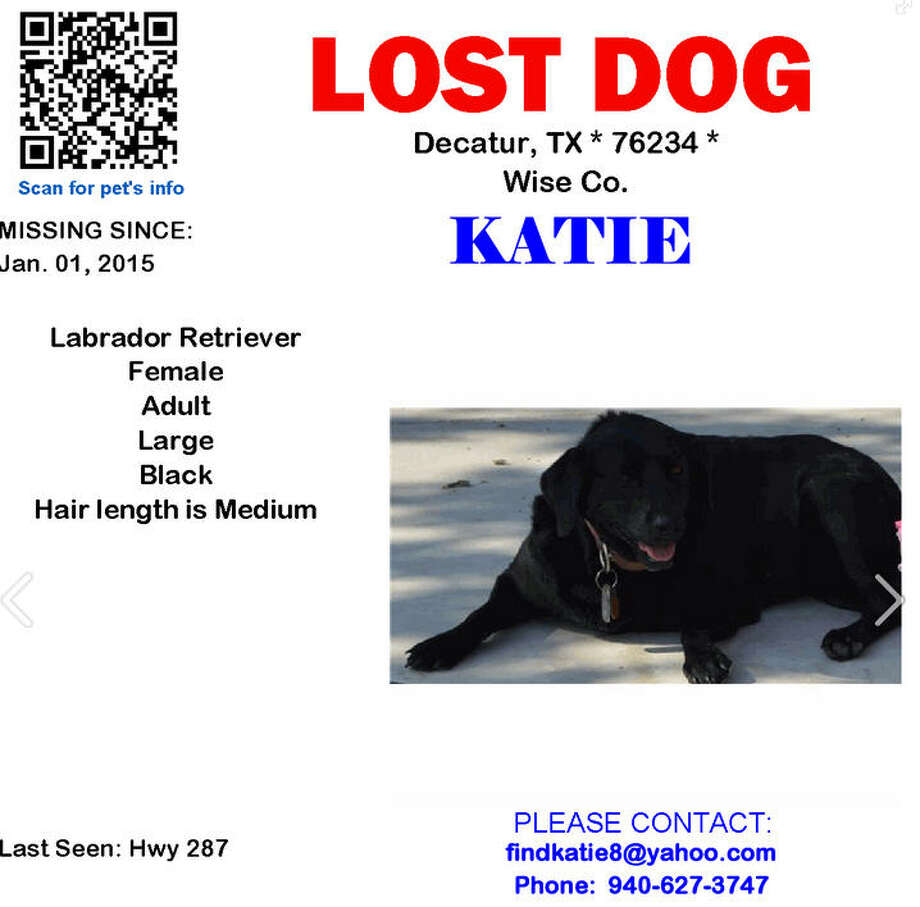 Katie has been missing from Wise County, Texas, since Jan. 1, 2015. (Facebook)