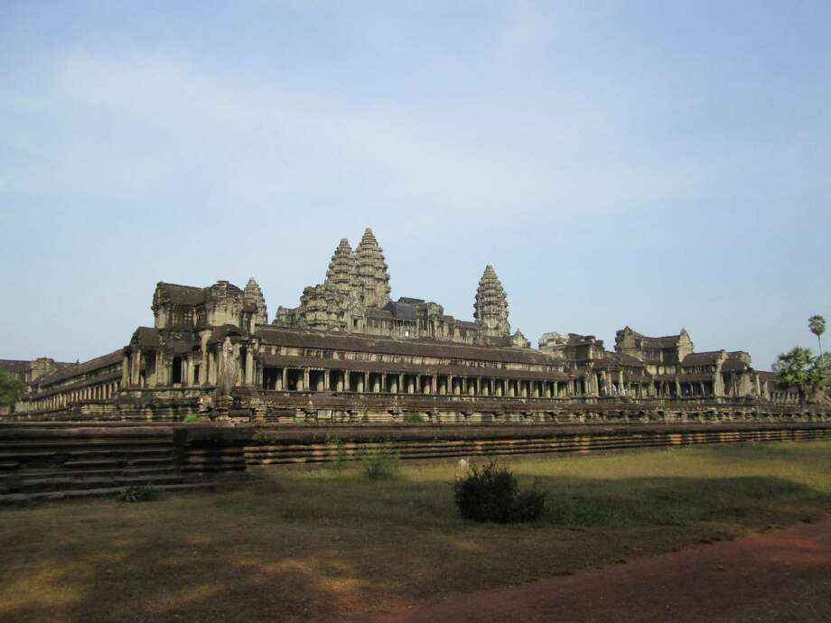 Chronicle reader George Ohler of Houston submitted this vacation photo of Angkor Wat taken in Siem Reap, Cambodia. Photo: George Ohler / George Ohler