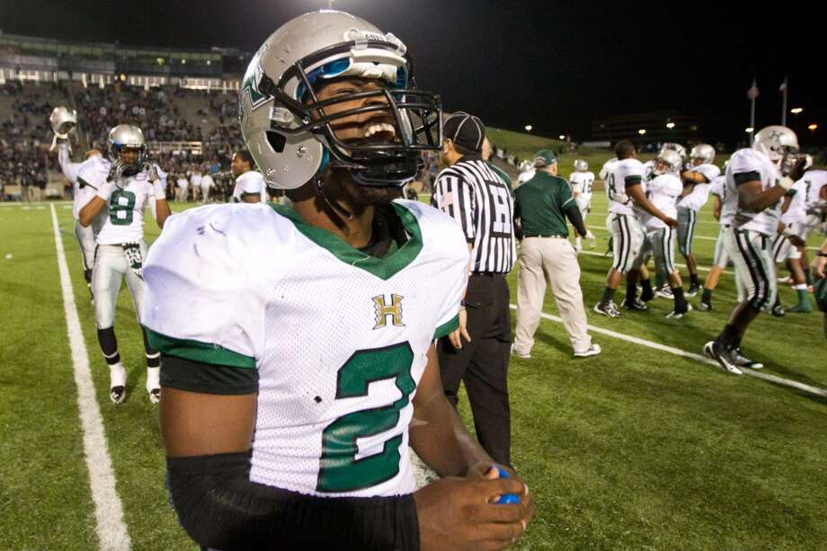 Bralon Addison Athlete, Fort Bend Hightower High School (class of 2012)Switched from Texas A&M to Oregon on National Signing Day Photo: Smiley N. Pool, Houston Chronicle