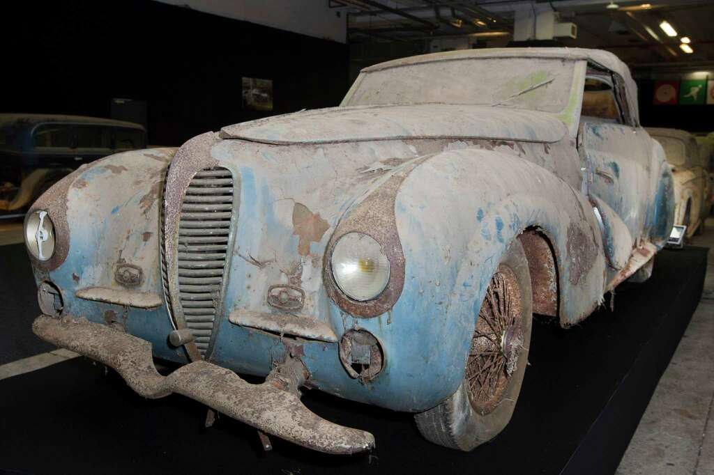 Rare vintage cars up for auction - Houston Chronicle