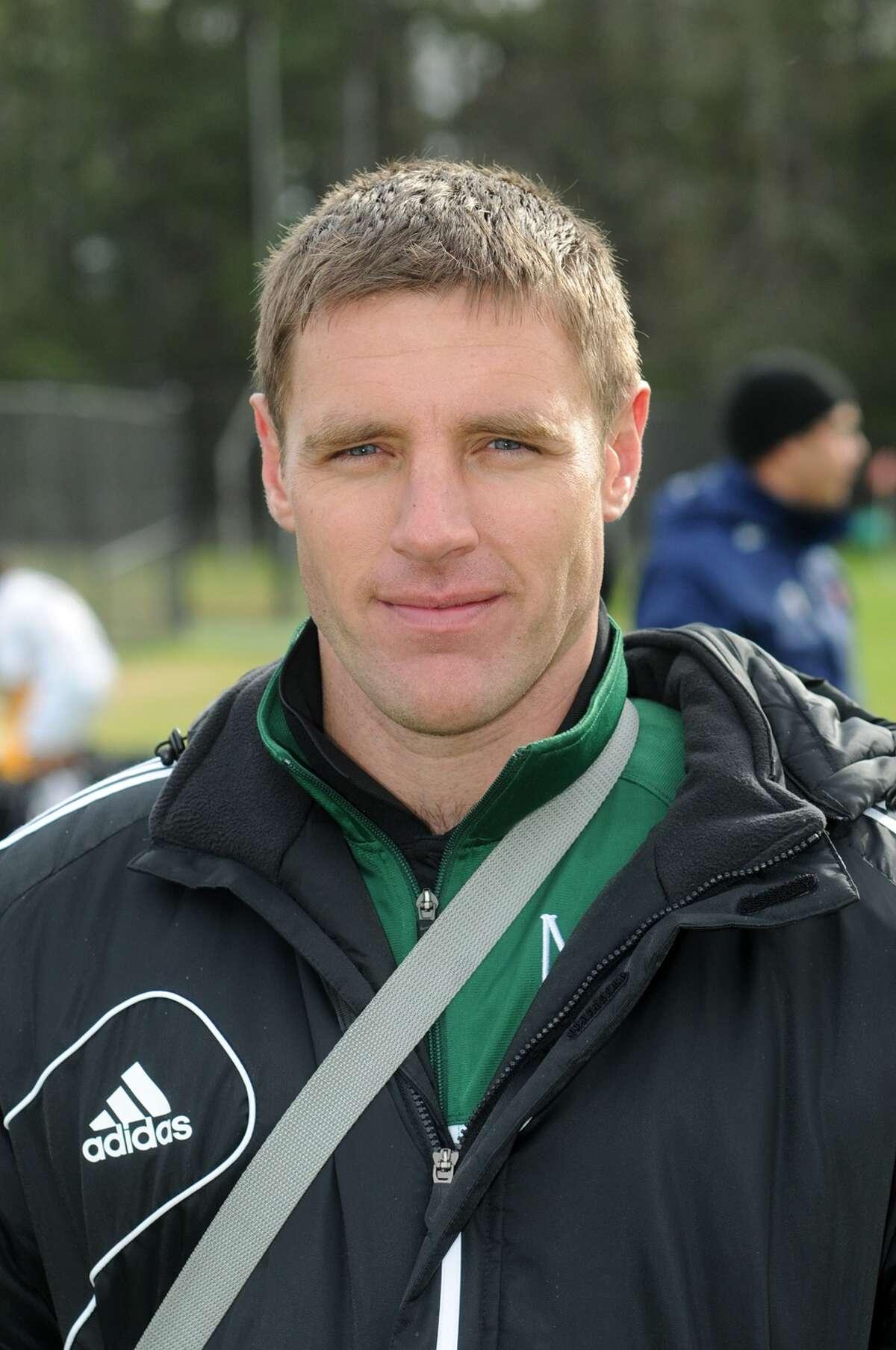 Clear Falls Head Boys Soccer Coach Michael Balla