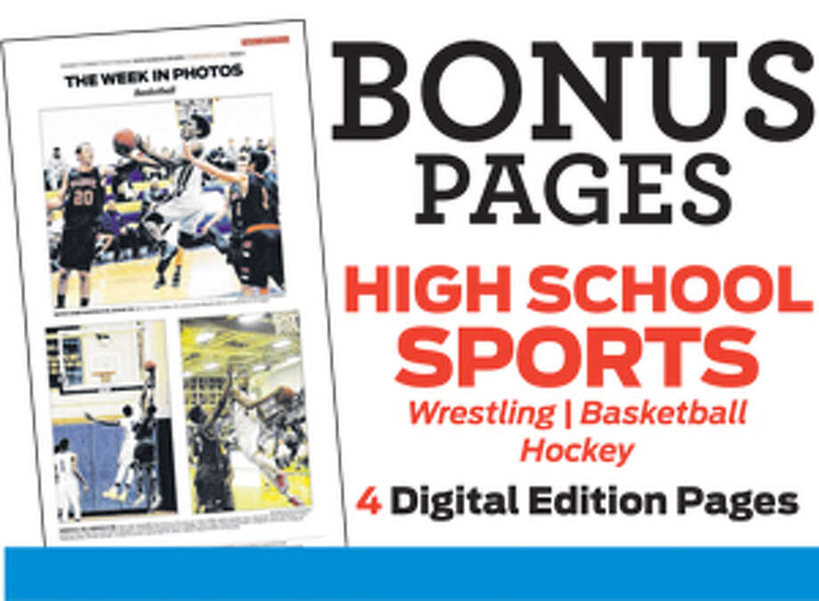 High School Sports digital edition bonus pages print promo for E-edition Photo: Contributed Photo, Bonus Content / Connecticut Post Contributed