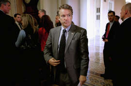 "Sen. Rand Paul, R-Ky., says vaccines have sickened many ""normal children."""