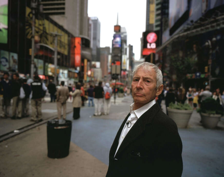 """A fascinating six-part HBO series, """"The Jinx: The Life and Deaths Of Robert Durst,"""" is an in-depth look at the enigmatic Robert Durst, the billionaire son who was accused of three murders, including one in Galveston. Photo: HBO"""