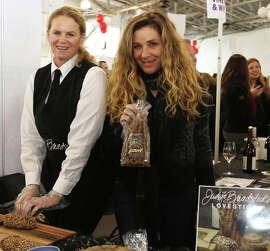 Judy's Breadsticks, aka Lovesticks, are handmade in Marin with organic grains.