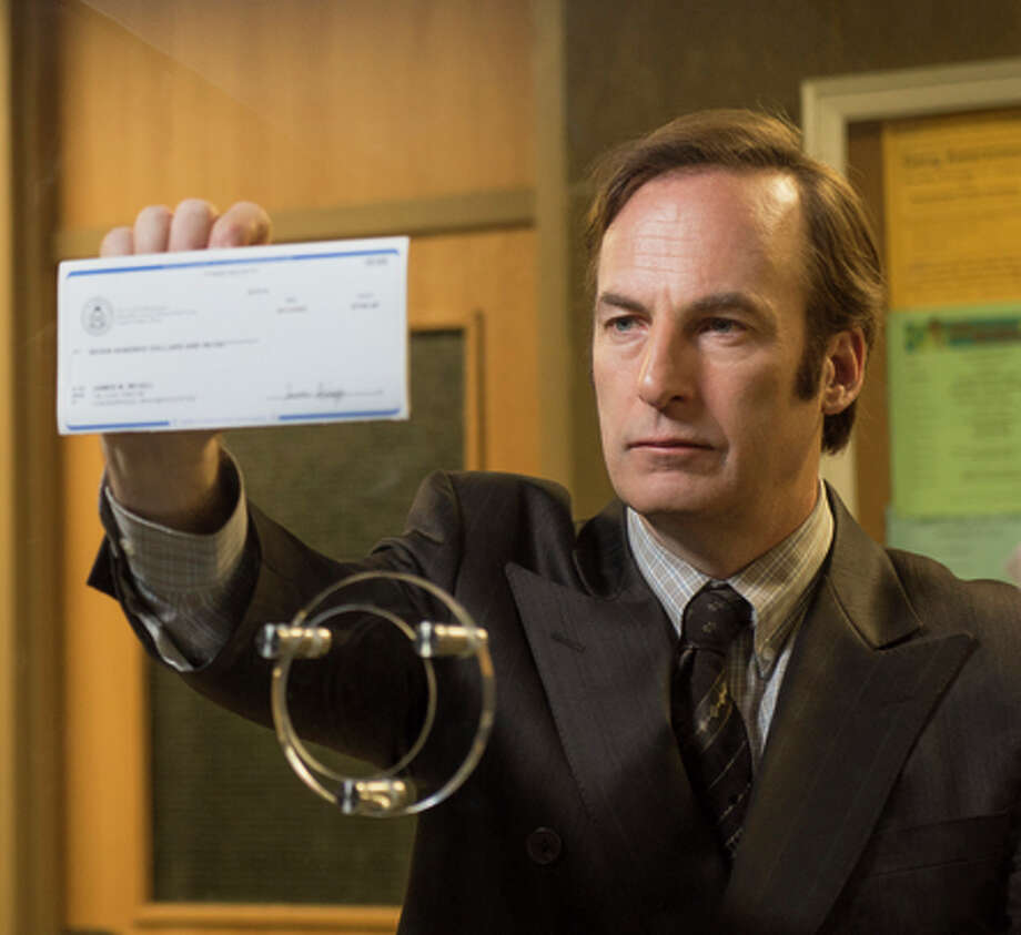 """Bob Odenkirk stars in """"Better Call Saul."""" Photo: Ursula Coyote/AMC / ONLINE_YES"""