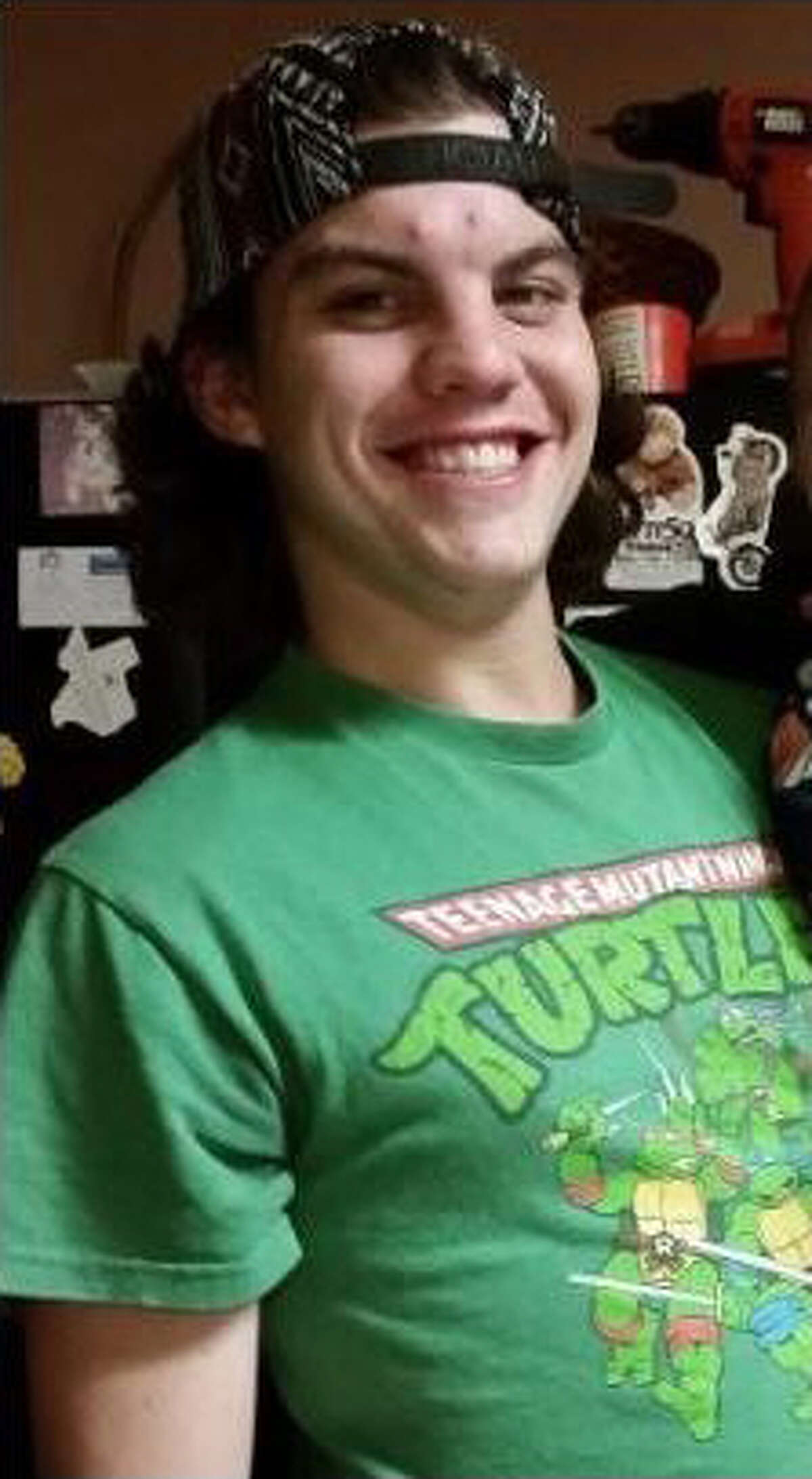 Drake L. Kramer, 21, of San Antonio, was reported missing from Grand Canyon National Park on Monday, Feb. 2, 2015.