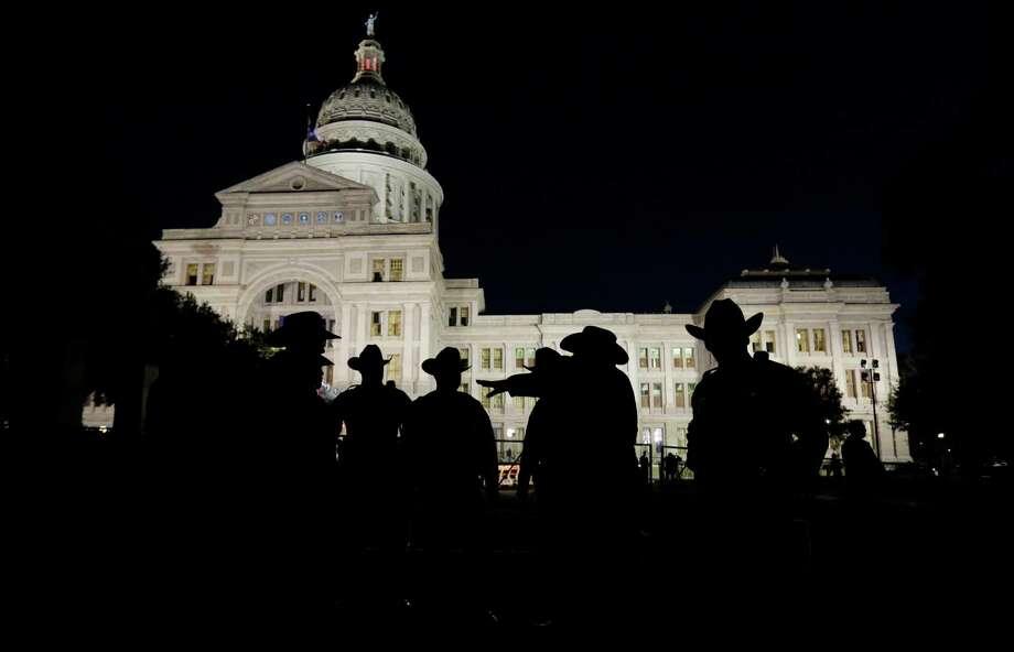 Texas Capitol (AP Photo/Eric Gay) Photo: Eric Gay, STF / AP