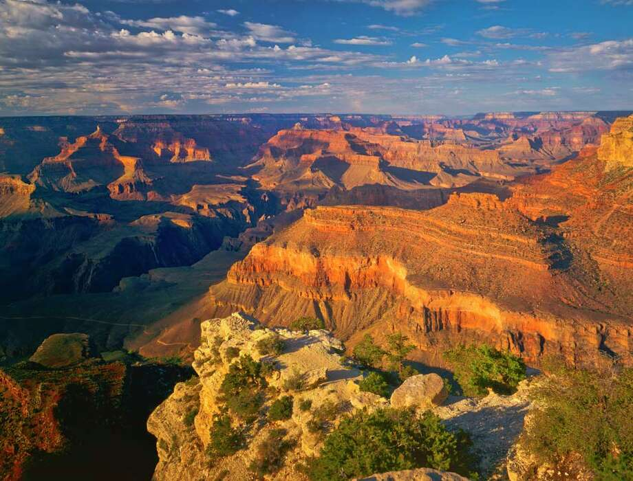 Here are the top-10 most-visited national parks in the United States:10. Grand Canyon National Park (4.7 million) Photo: Ron And Patty Thomas Photography, Getty Images / (c) Ron and Patty Thomas Photography