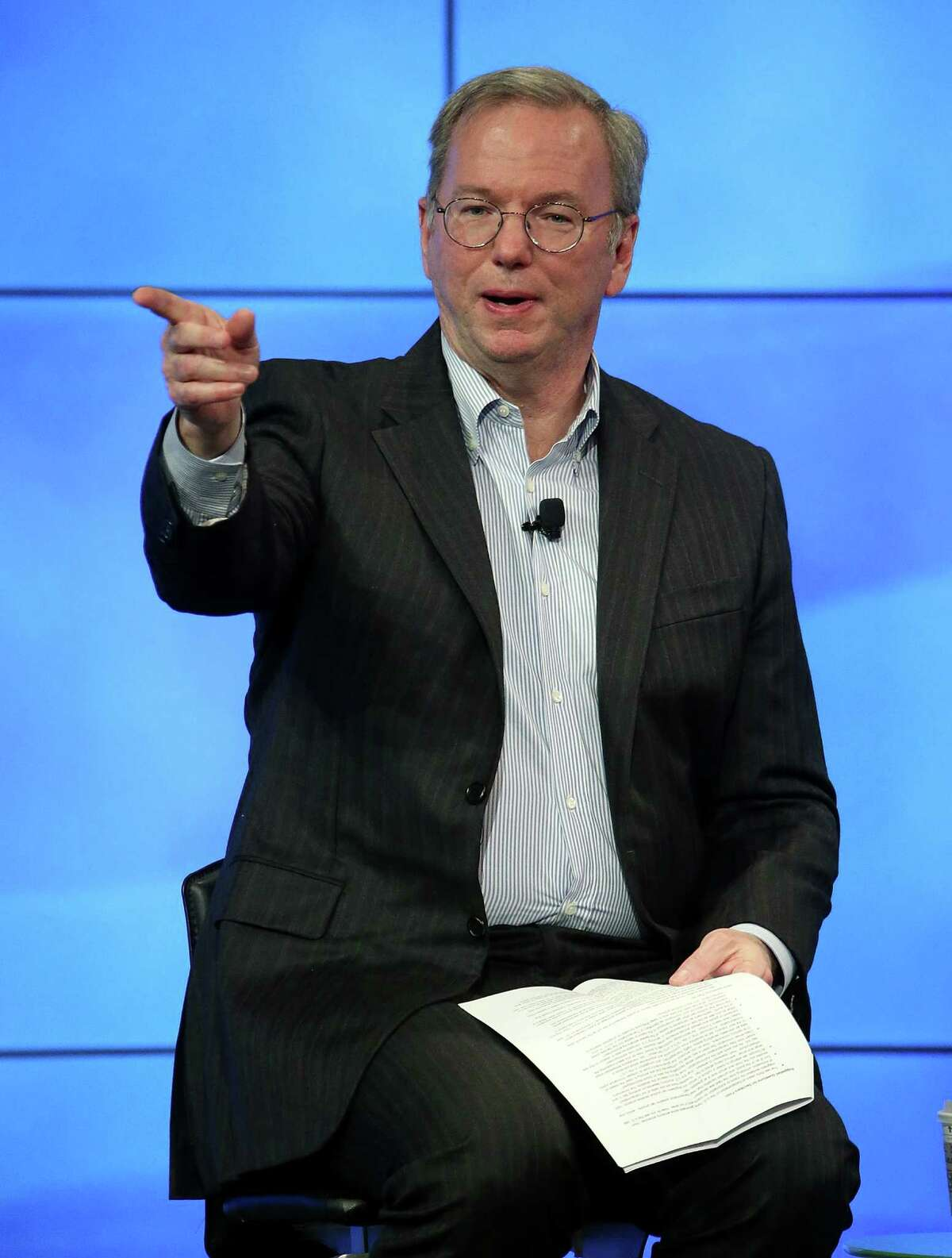 Google Executive Chairman Eric Schmidt and his wife Wendy Schmidt have given $10 million to the Monterey Bay Aquarium's Seafood Watch program, the latest chunk of tech cash to benefit a cherished cause. See slideshow for the biggest American donors 2014.