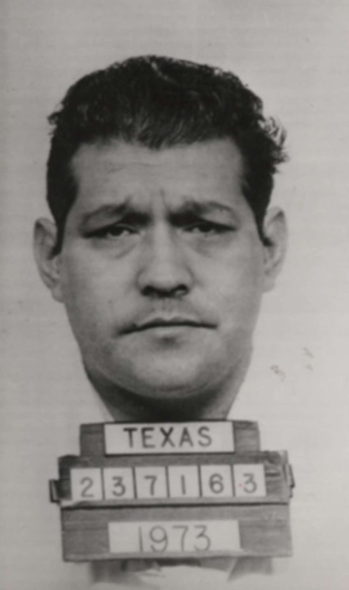 Fred Gomez Carrasco once led the biggest drug-trafficking ring in South Texas. He died in Huntsville in 1974, after he and his two other state prison inmates tried to escape with four hostages handcuffed to them. Carrasco had been sentenced to life for trying to kill a San Antonio policeman.